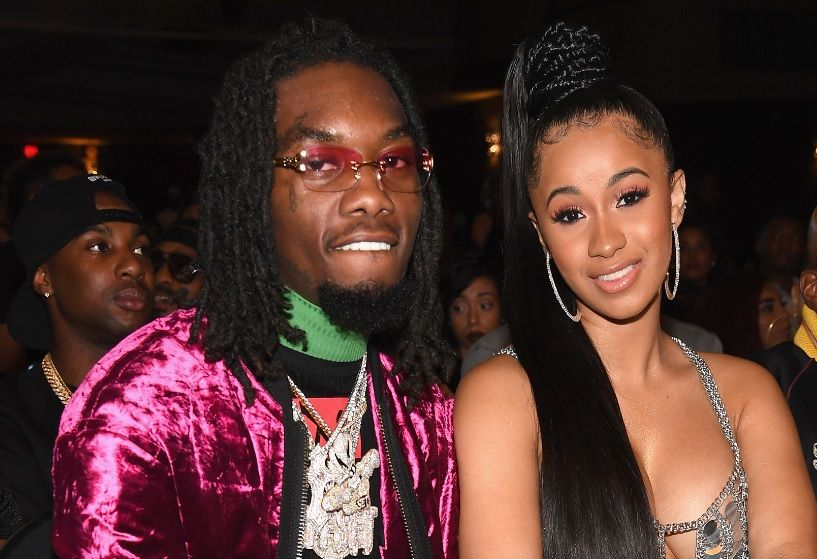 7f26bf7b8db7 Celina Powell claimed Offset was the biological father of her baby. Above