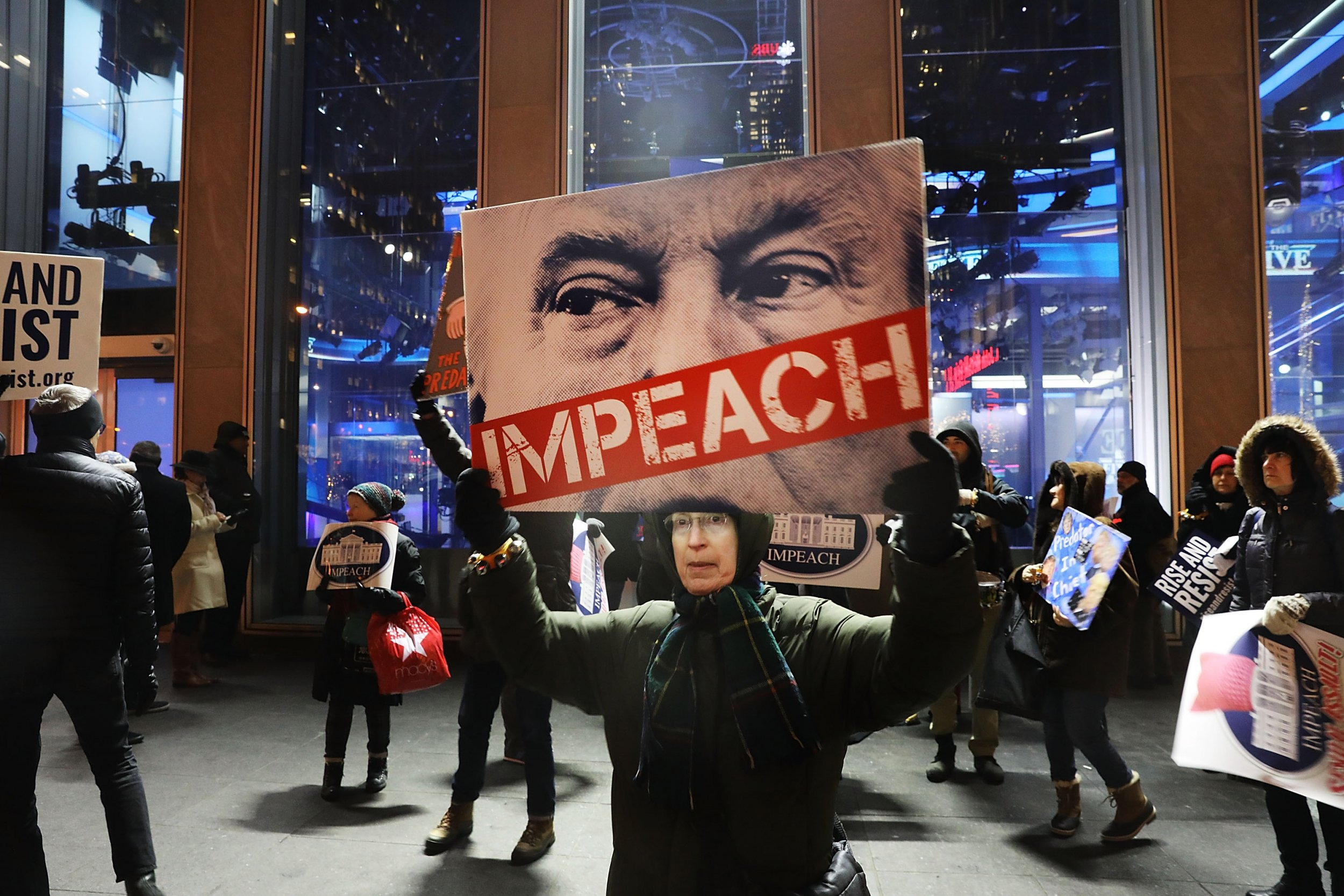 El Show del Impeachment de Trump