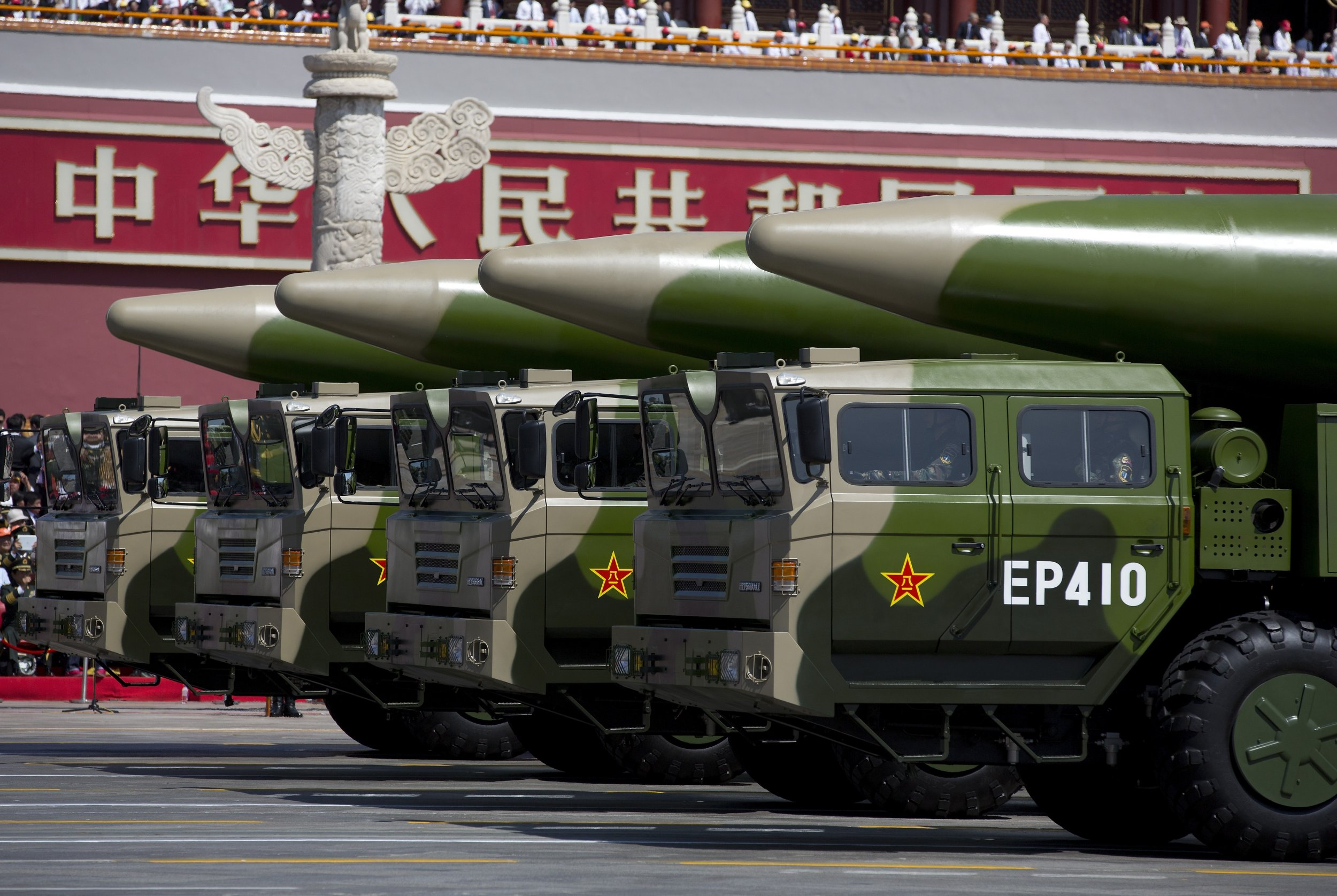 China's New Hypersonic Missiles Could Hit Anywhere in the U.S. in ...