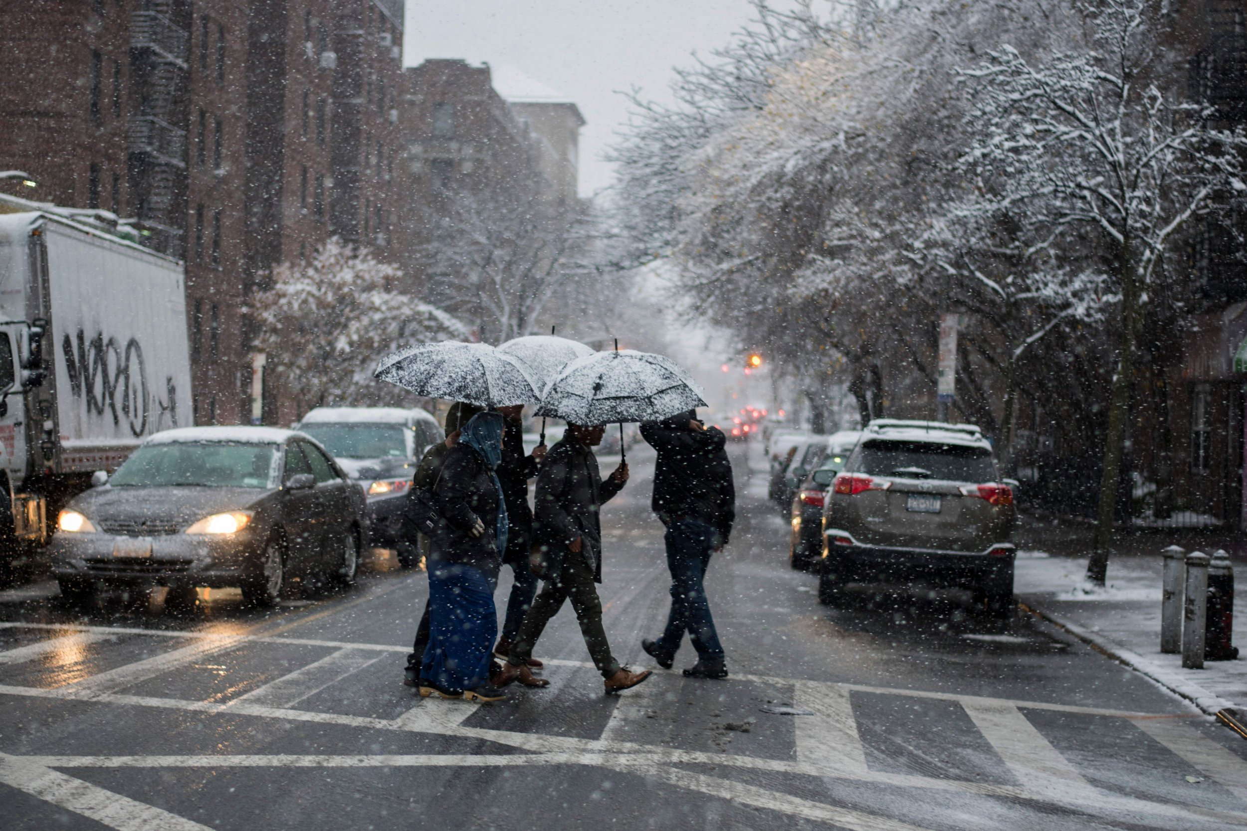 Winter Storm: Huge Winter Storm Could Hit East Coast, Parts Of Southeast