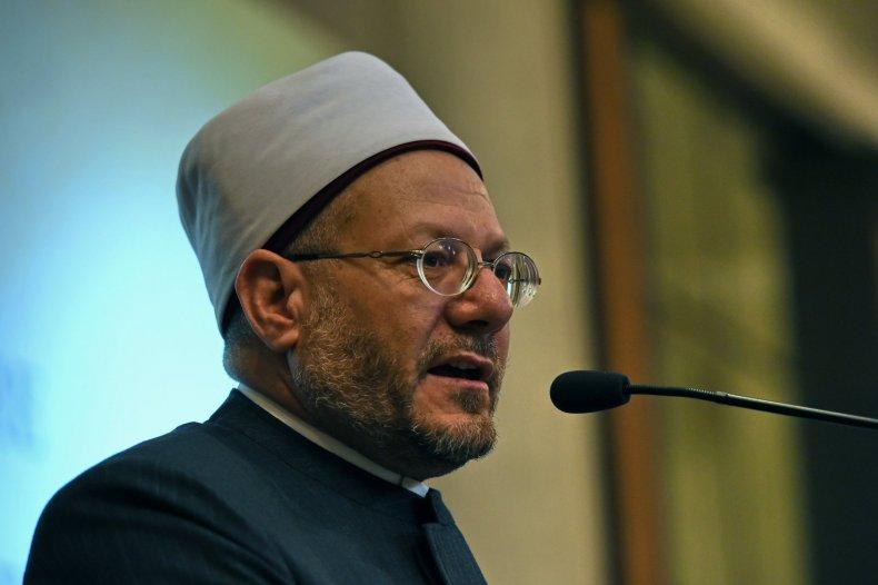 Sheikh Shawki Allam