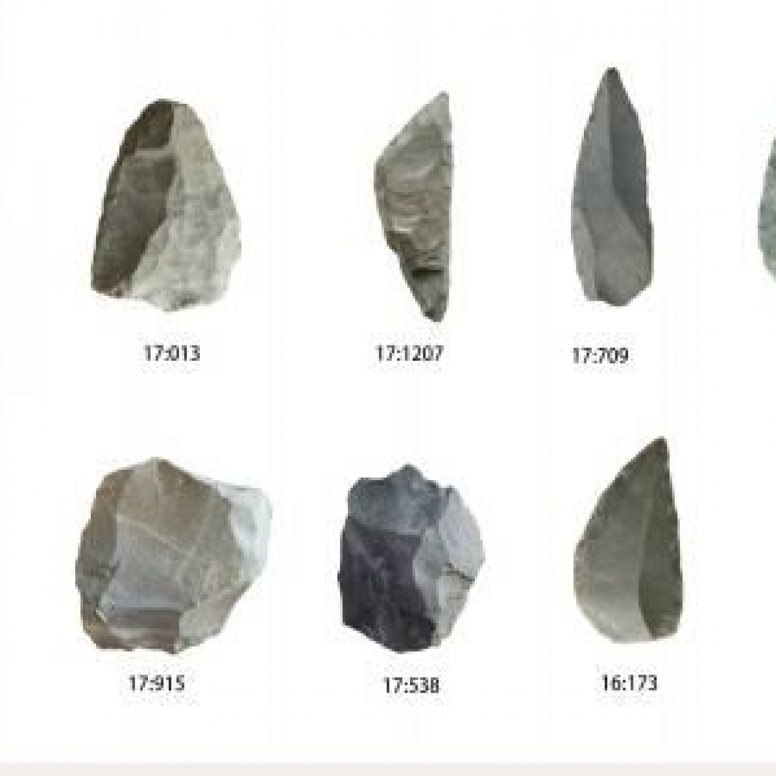 carbon dating stone tools