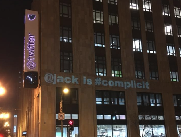 Twitter Resistance SF