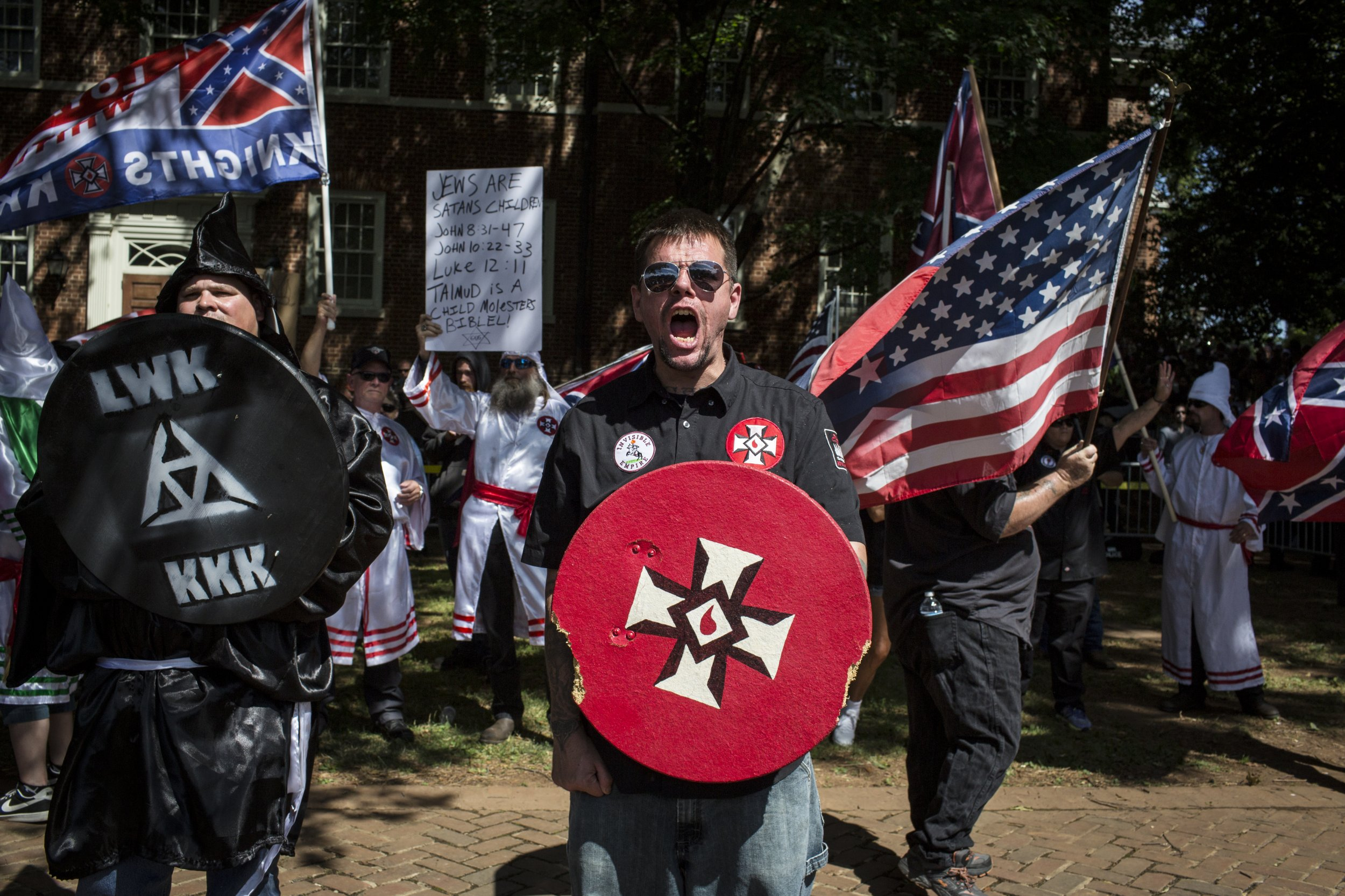 """an opinion that the ku klux klan is a terrorist organization Media ethics organization investigates edwards court  james edwards a """"leader"""" in the ku klux klan,  not a member of a terrorist organization can be."""