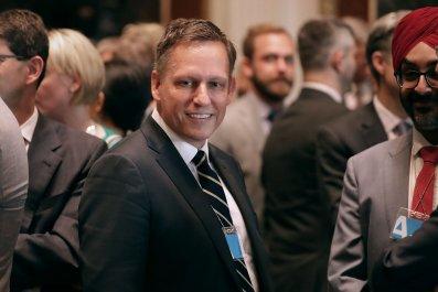 Peter Thiel launching Fox News rival?