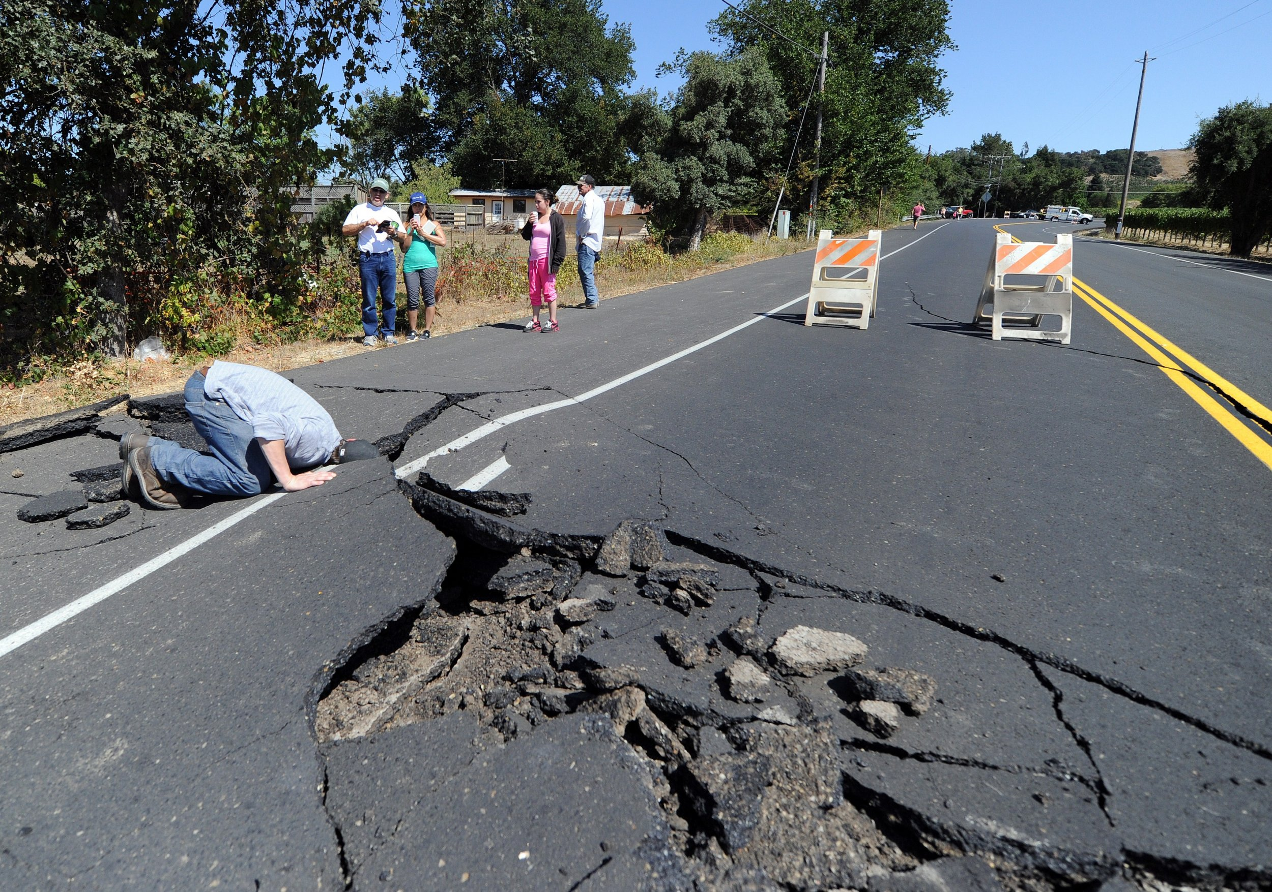 bay area earthquake hits california at time bomb zone