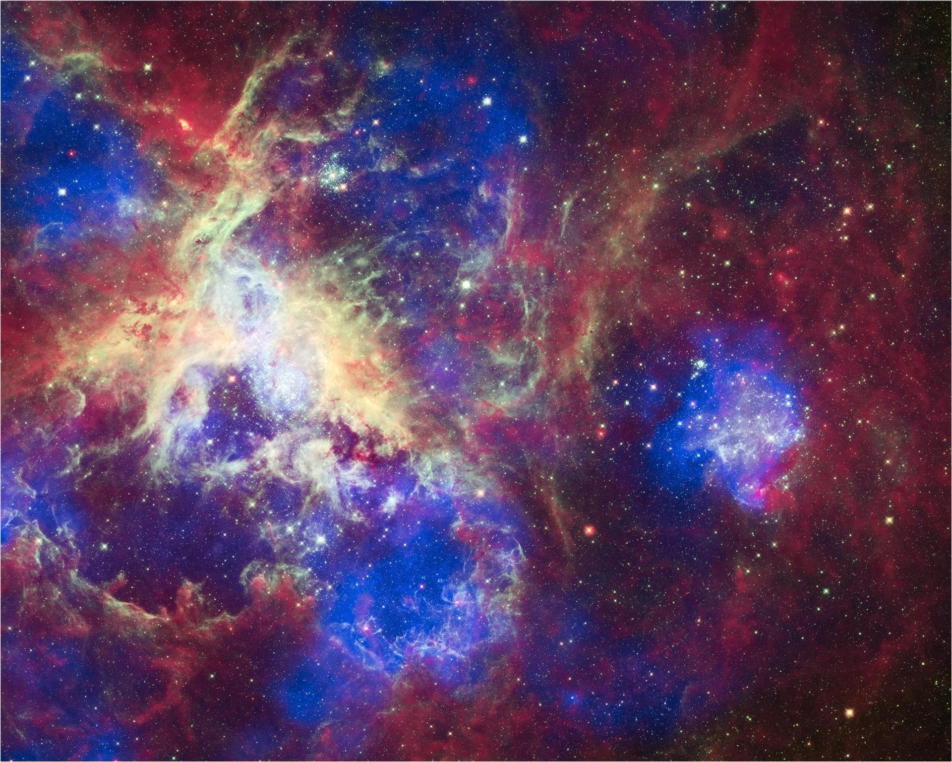 1_4_Tarantula Nebula