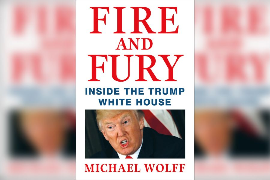 Fire and Fury: Inside the Trump White House is published