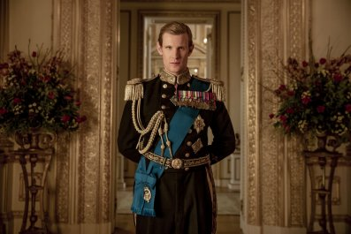 Who will replace Matt Smith in The Crown?