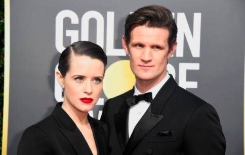 claire foy matt smith