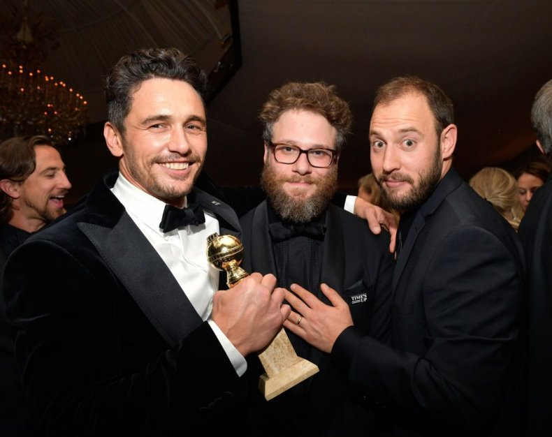 franco seth rogen goldberg