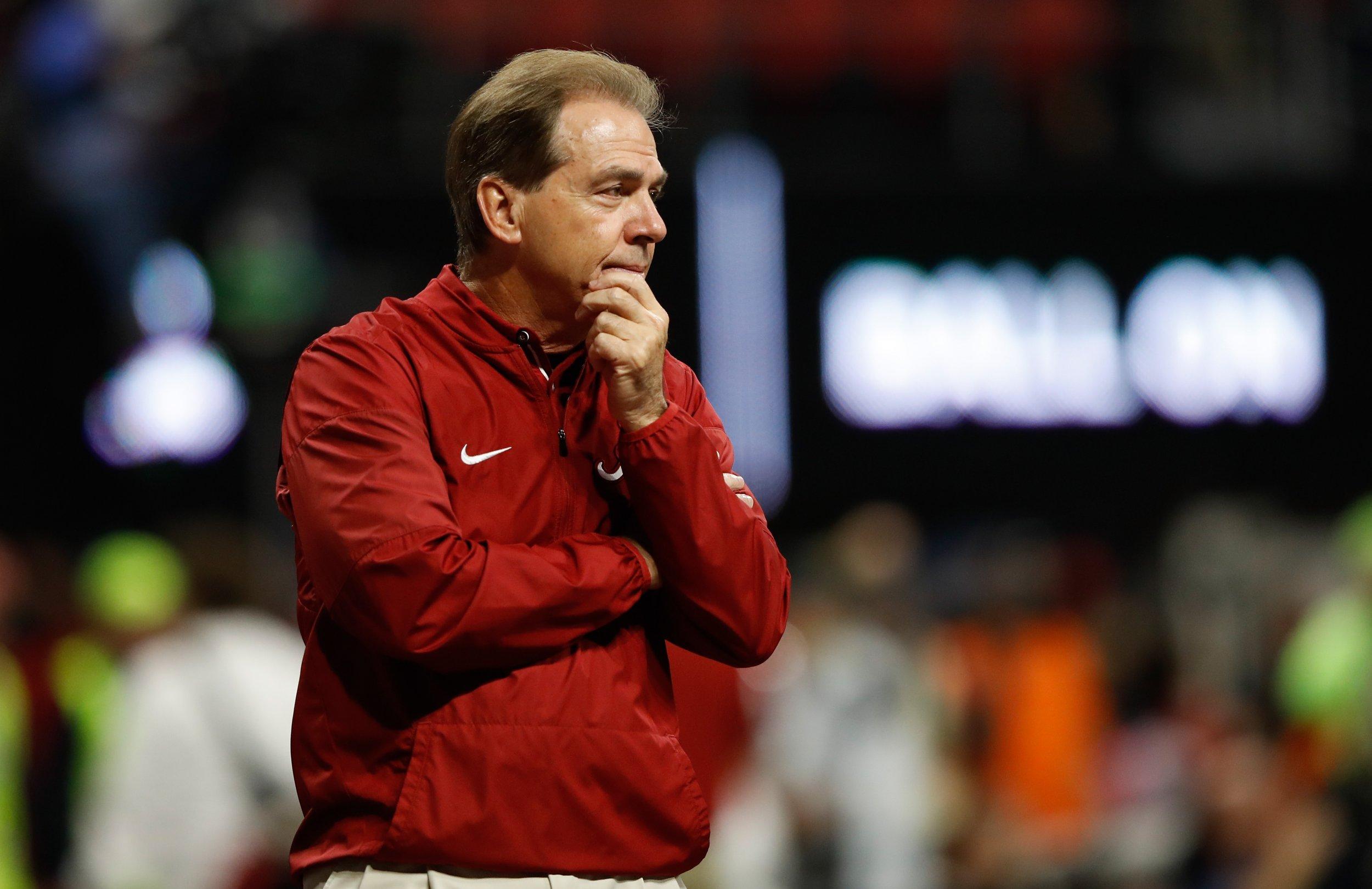 Wonderful Is Nick Saban The Greatest College Coach Of All Time? Alabama Wins Thriller  Over Georgia, Boosting Coachu0027s Resume  Nick Saban Resume