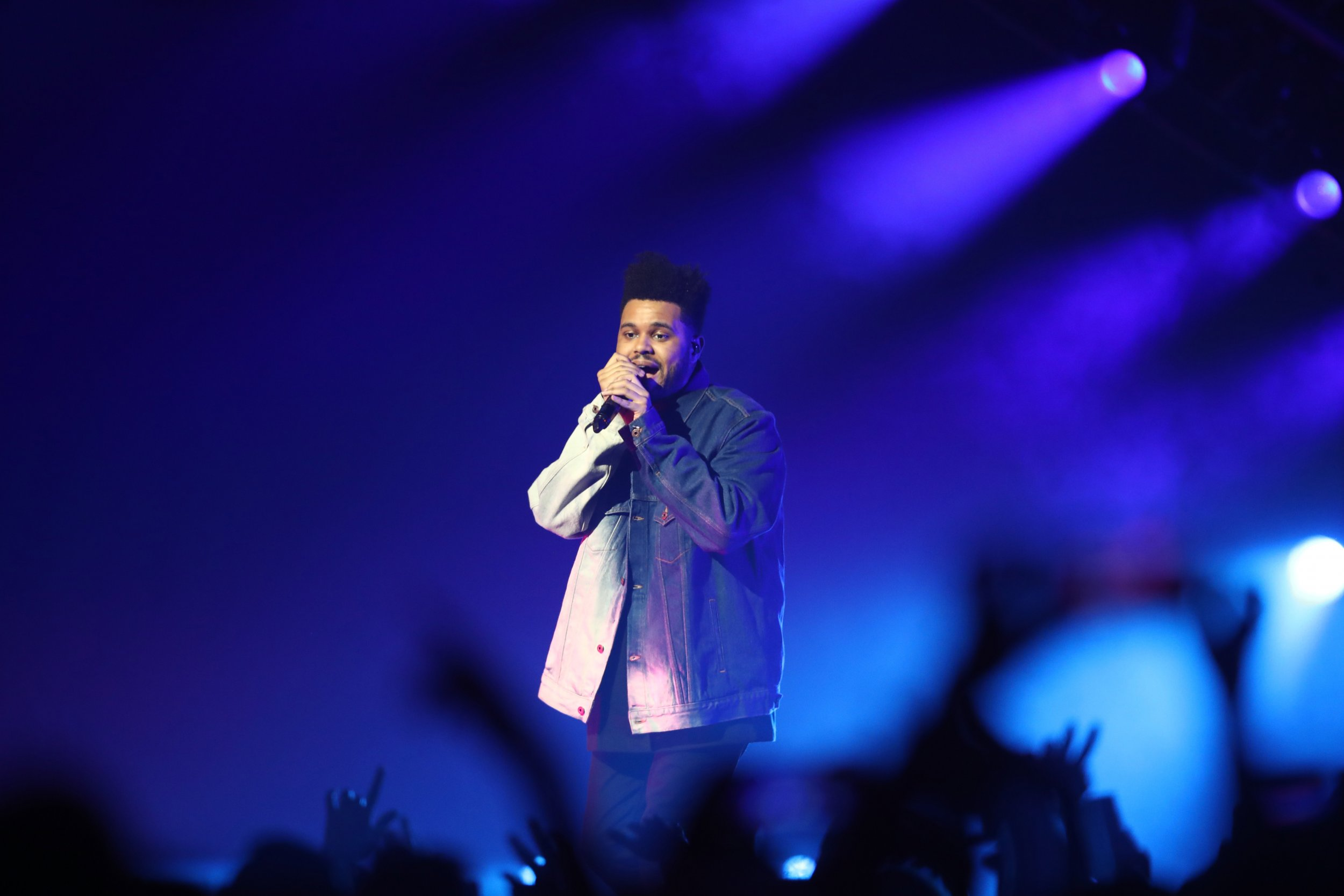 The Weeknd ends H&M collaboration