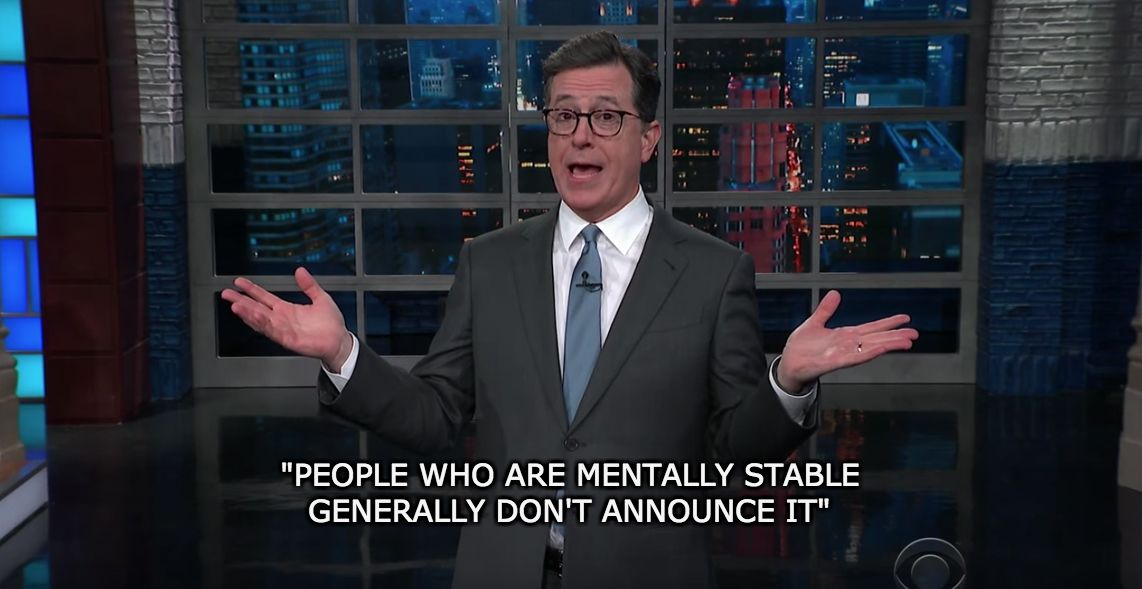 "Is Trump a ""stable genius?"""