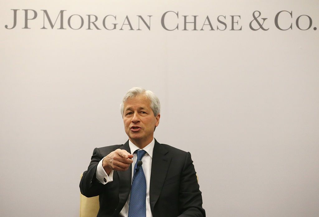 bitcoin jp morgan chase ceo jamie dimon