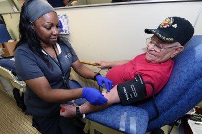 las vegas blood drive