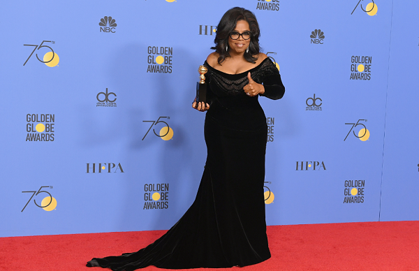 Meryl Streep Pitches Hollywood Dream Ticket: Oprah for President, Dwayne Johnson as Chief of Staff