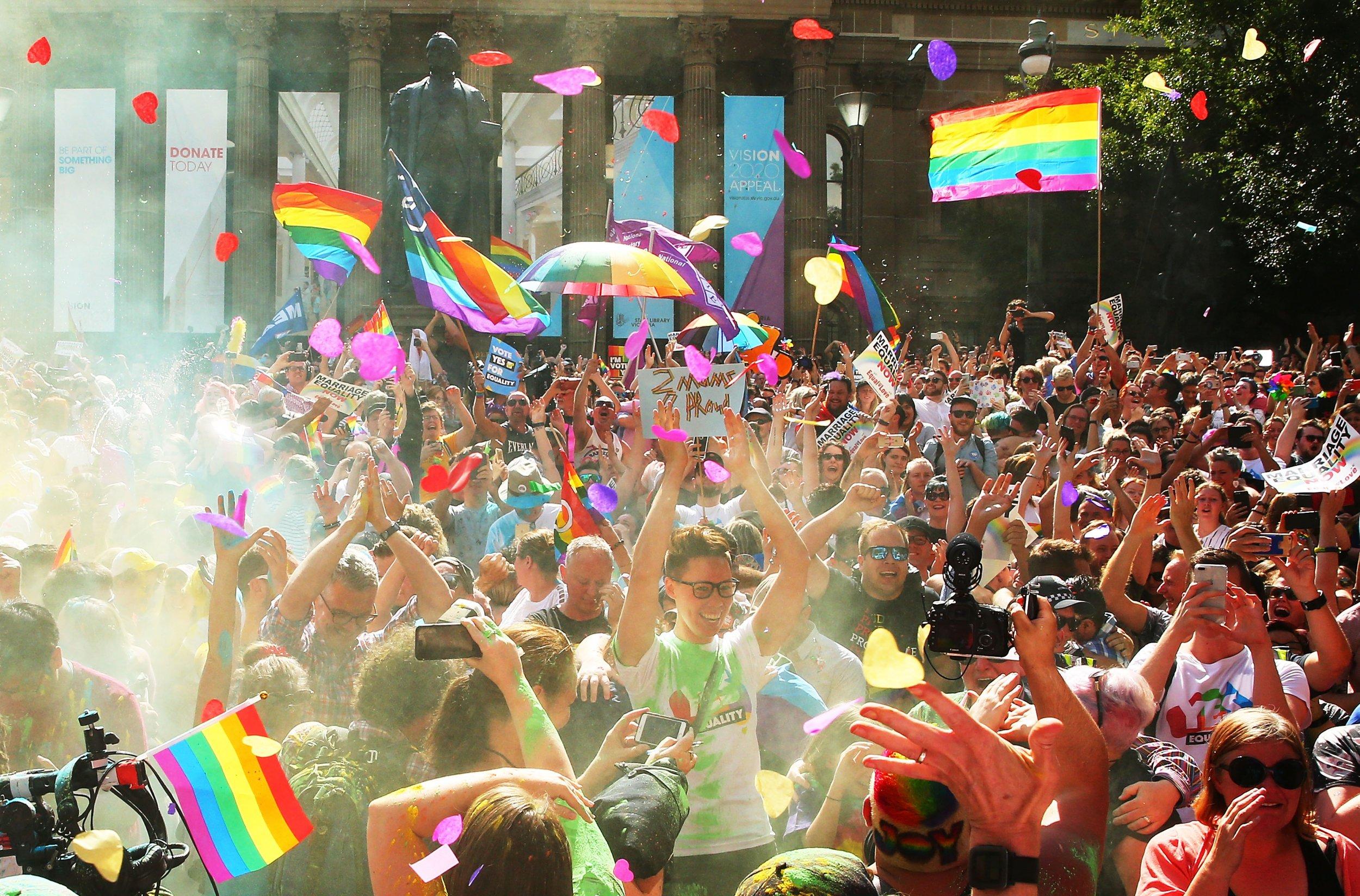 Transgender Marriage Australia