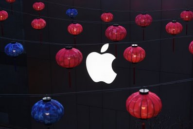 Apple iCloud Chinese Migration China