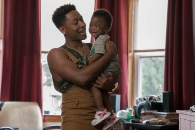 Jacob Latimore in 'The Chi' on Showtime