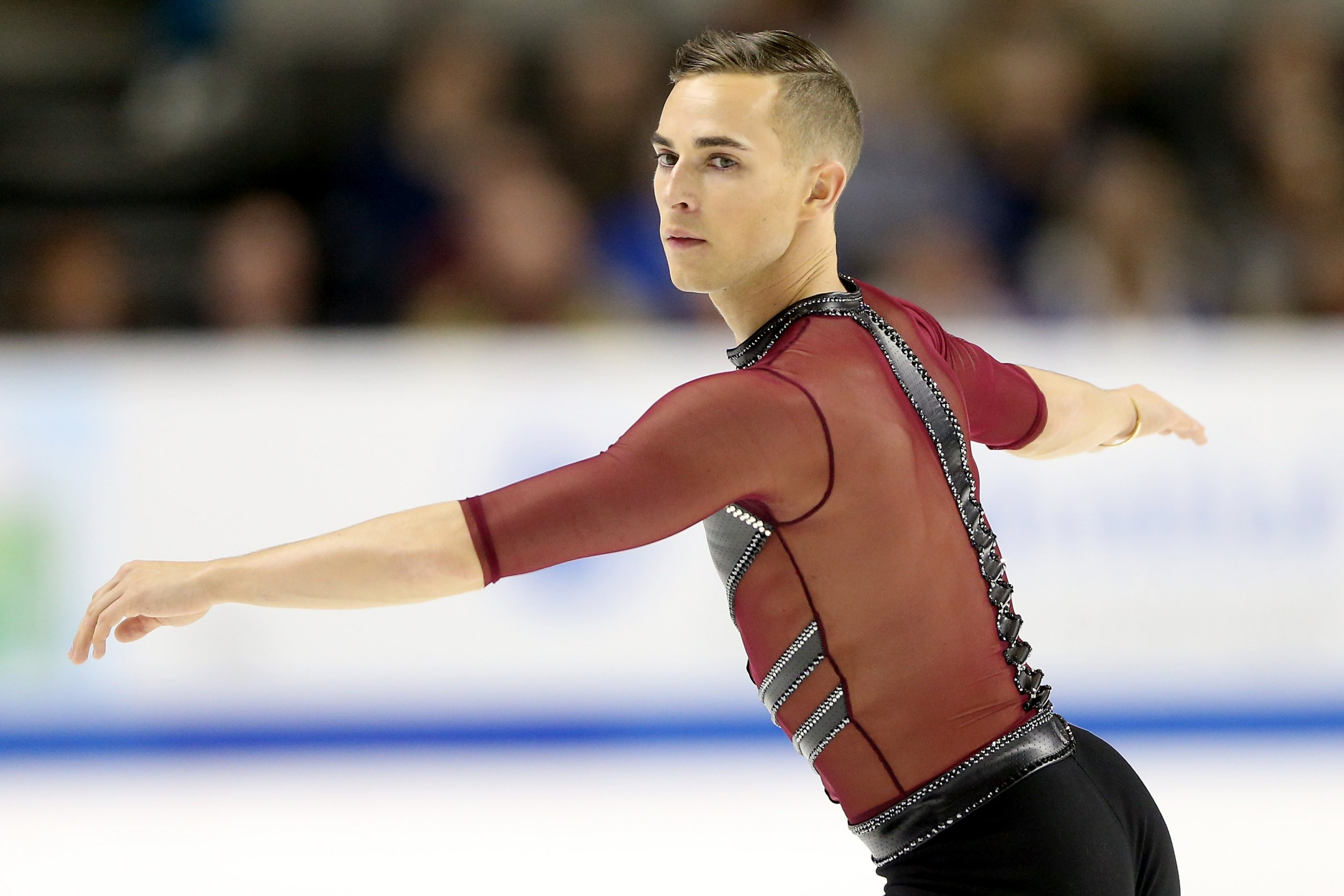 rippon latin singles Adam rippon opens up about dating latino male but now sign up here for our daily thrillist email.