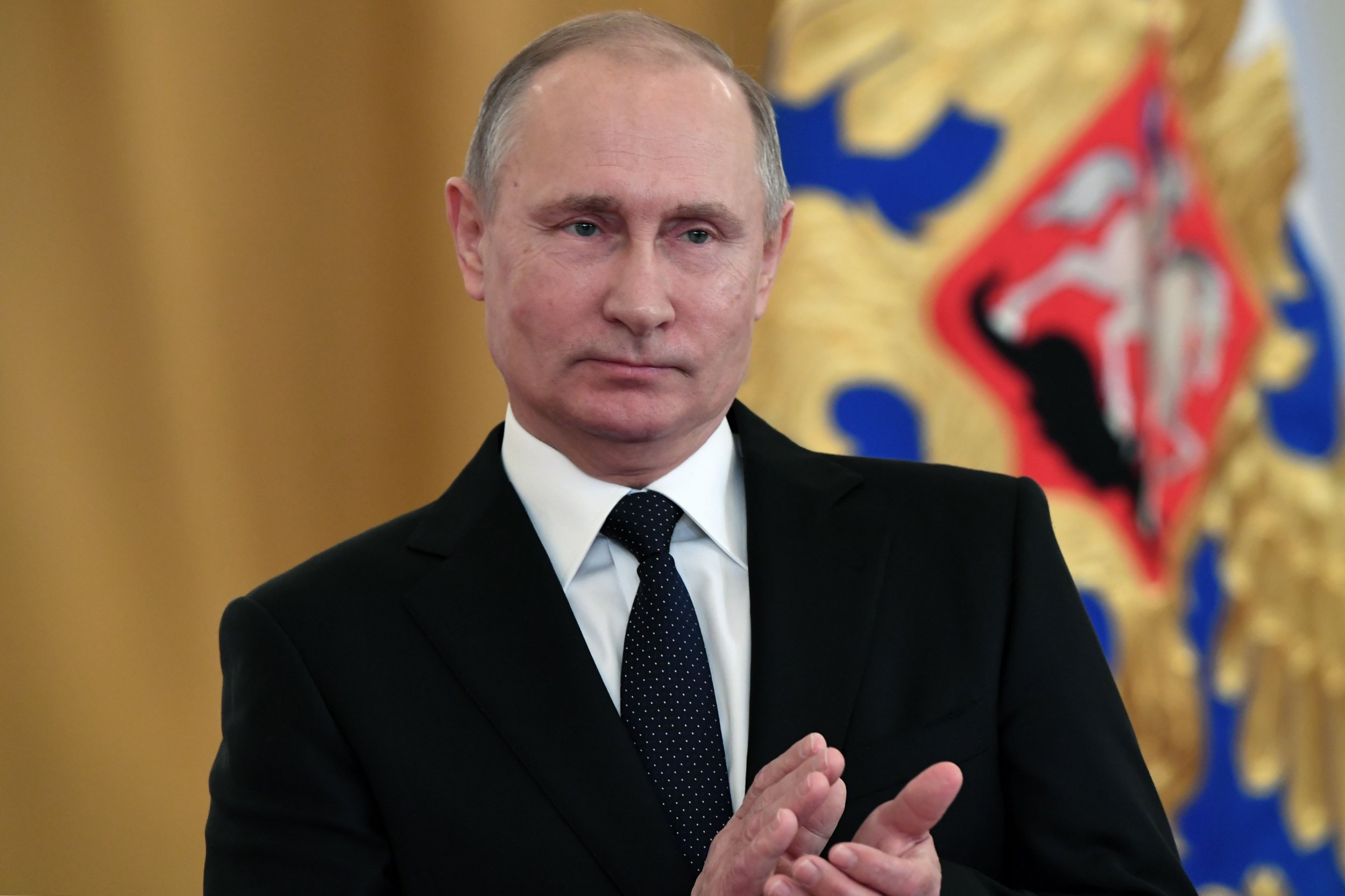 "Putin says ""shrewd"" Kim Jong Un has outwitted Trump in nuclear standoff between North Korea, U.S."