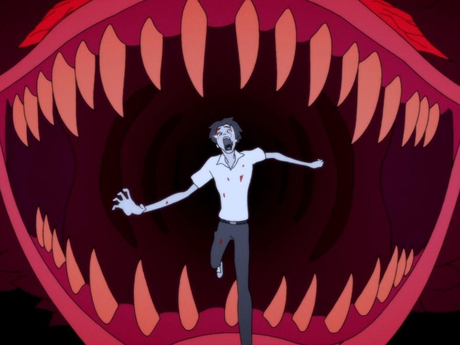 A Beginner S Guide To Devilman Crybaby Netflix S Best Most Disturbing Original Anime