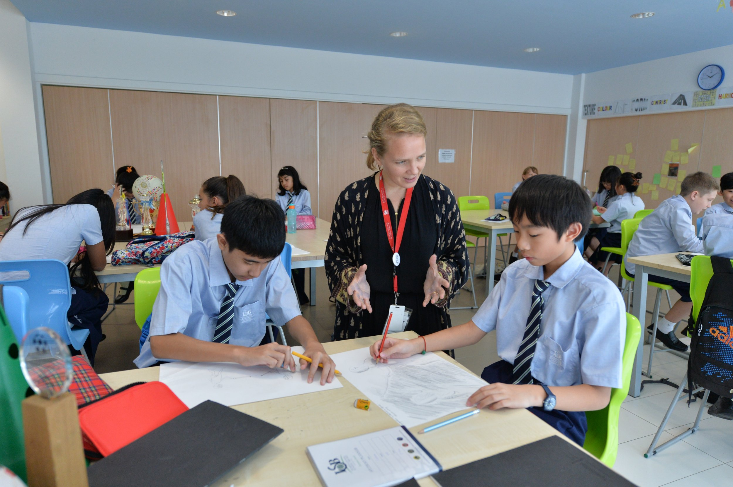 International School Brunei