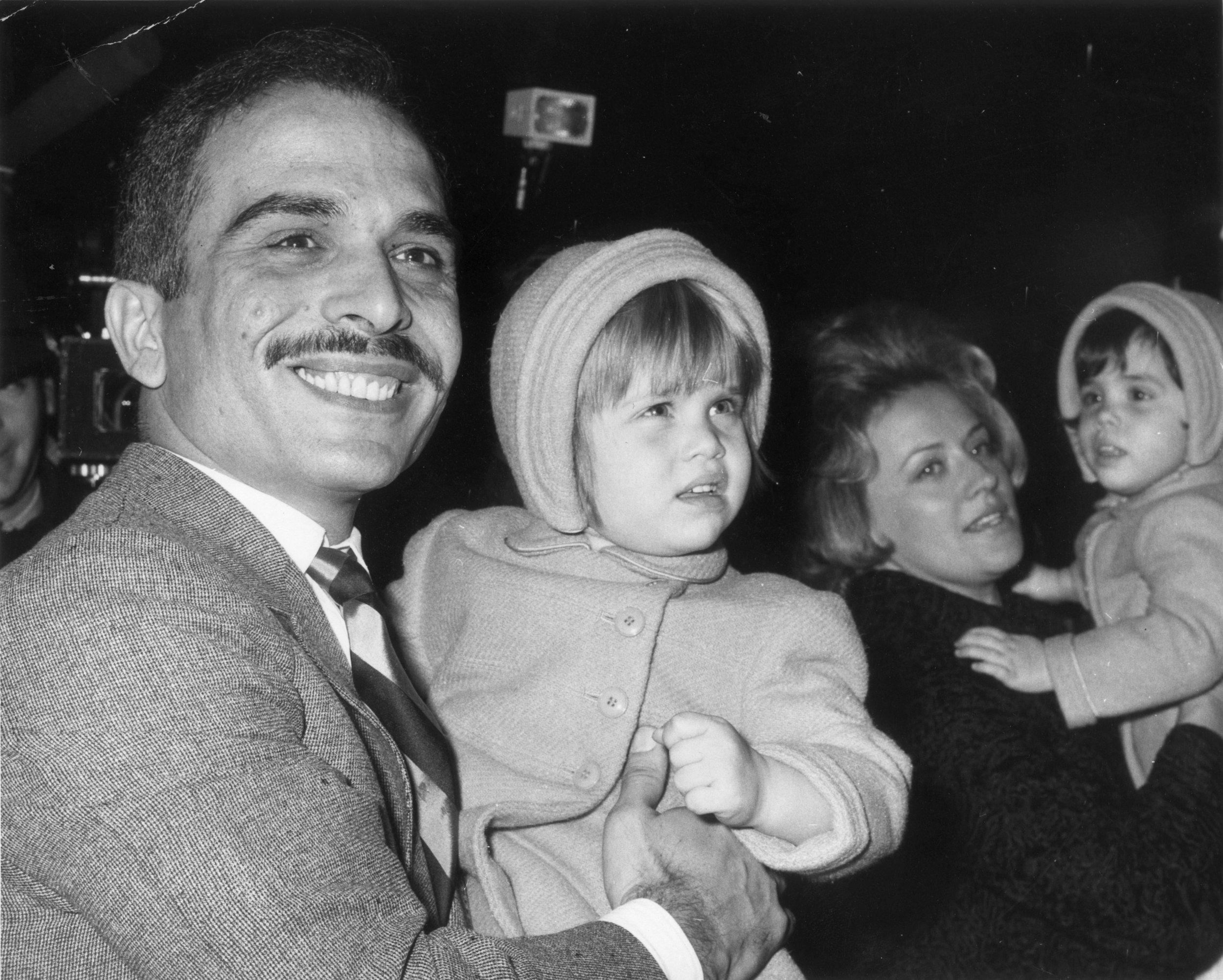 cia files reveal jordan u0026 39 s king hussein may have had child