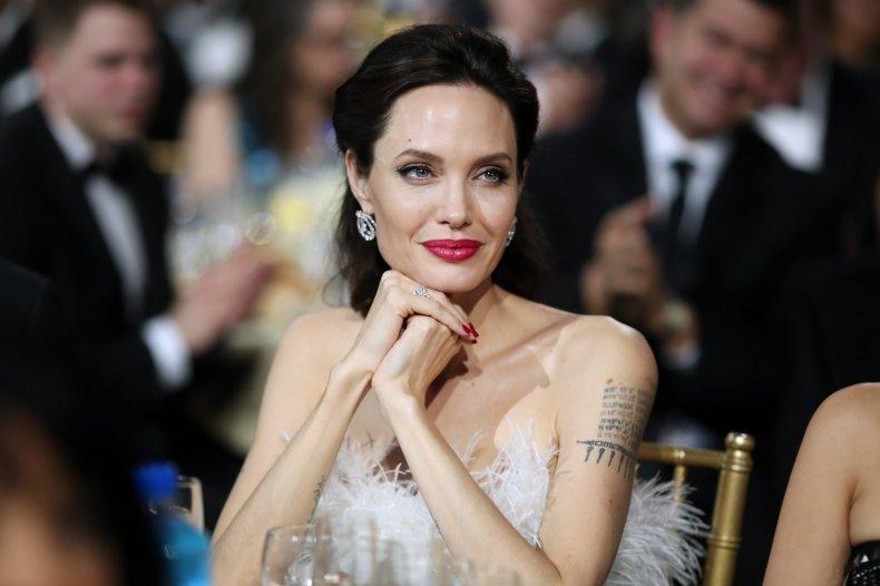 Jolie critics choice