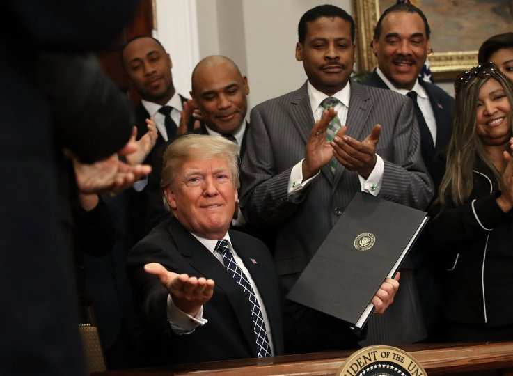 Trump Thinks Only Black People Are on Welfare, But Really, White Americans Receive Most Benefits