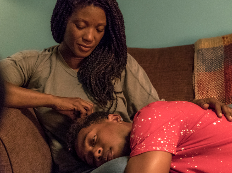 'The Chi' Star Jacob Latimoore on His Character Emmett