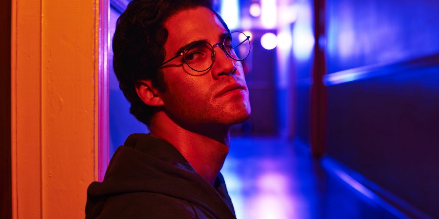 American Crime Story' Star Darren Criss On Serial Killers and Queer