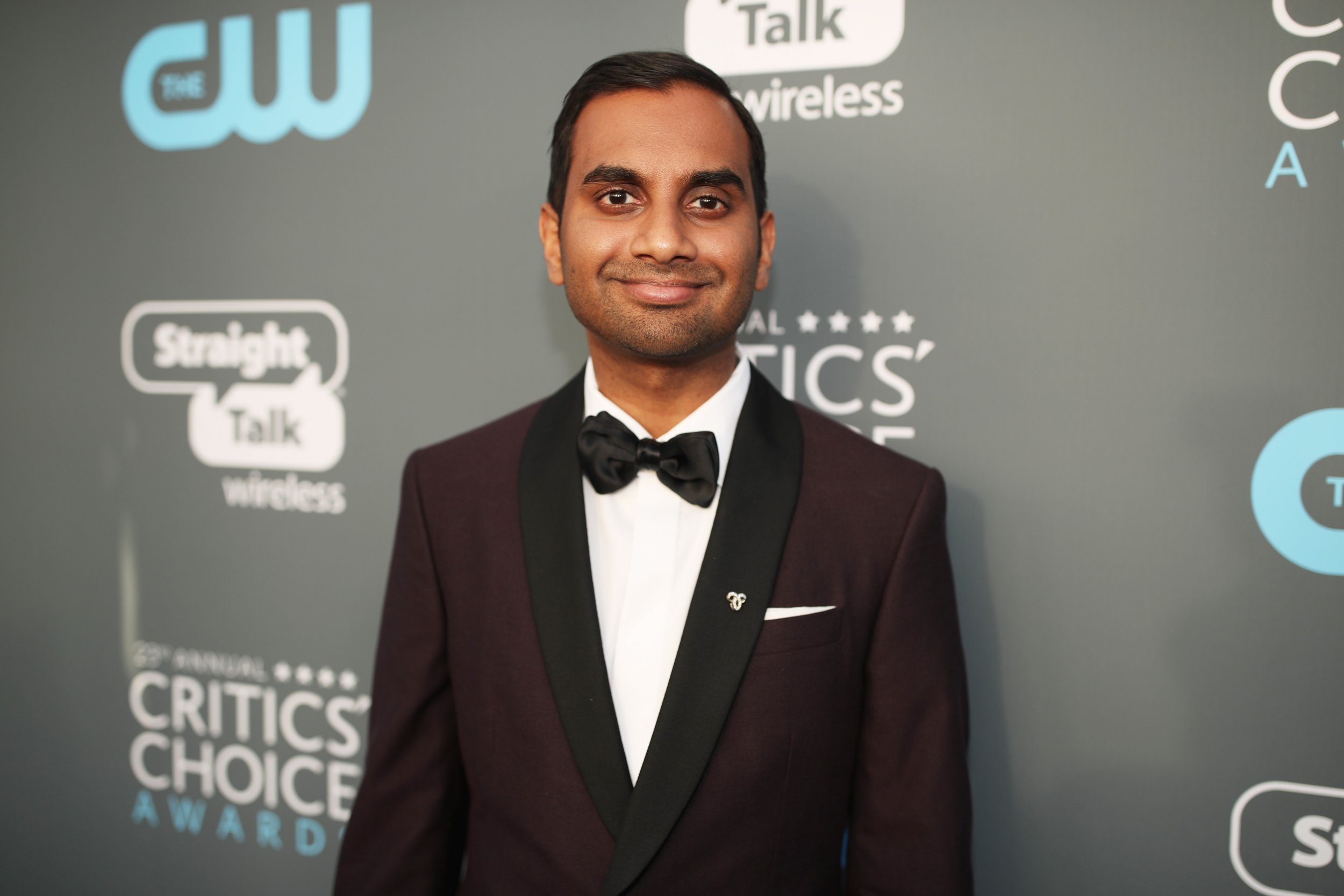 Aziz Ansari responds to sexual misconduct claims