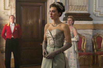 Vanessa Kirby in 'The Crown' Season 2