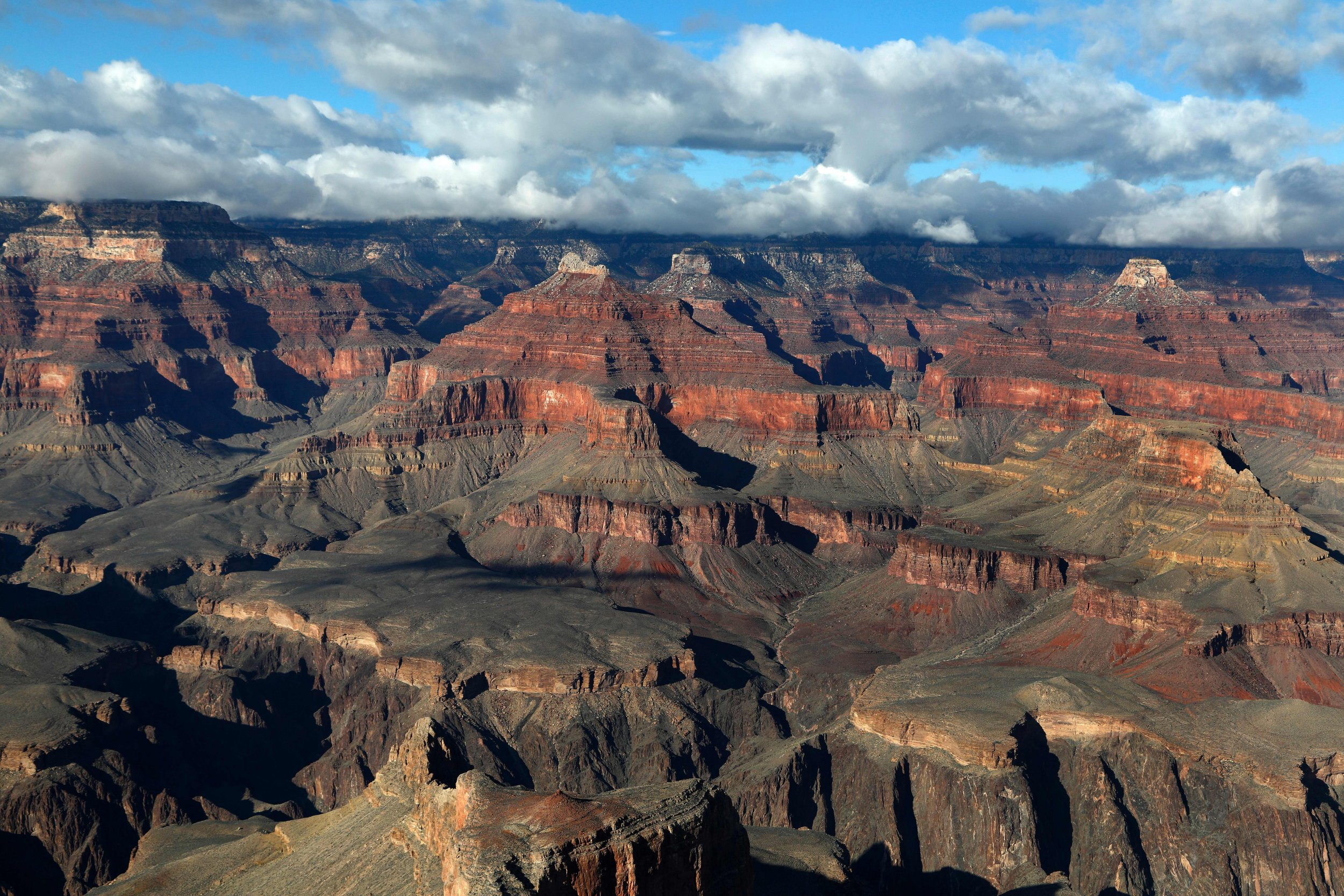 Why Do We Need to Mine Uranium in the Grand Canyon? Underground Mining Images