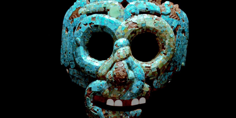 Quetzalcoatl_(mask_-_front)