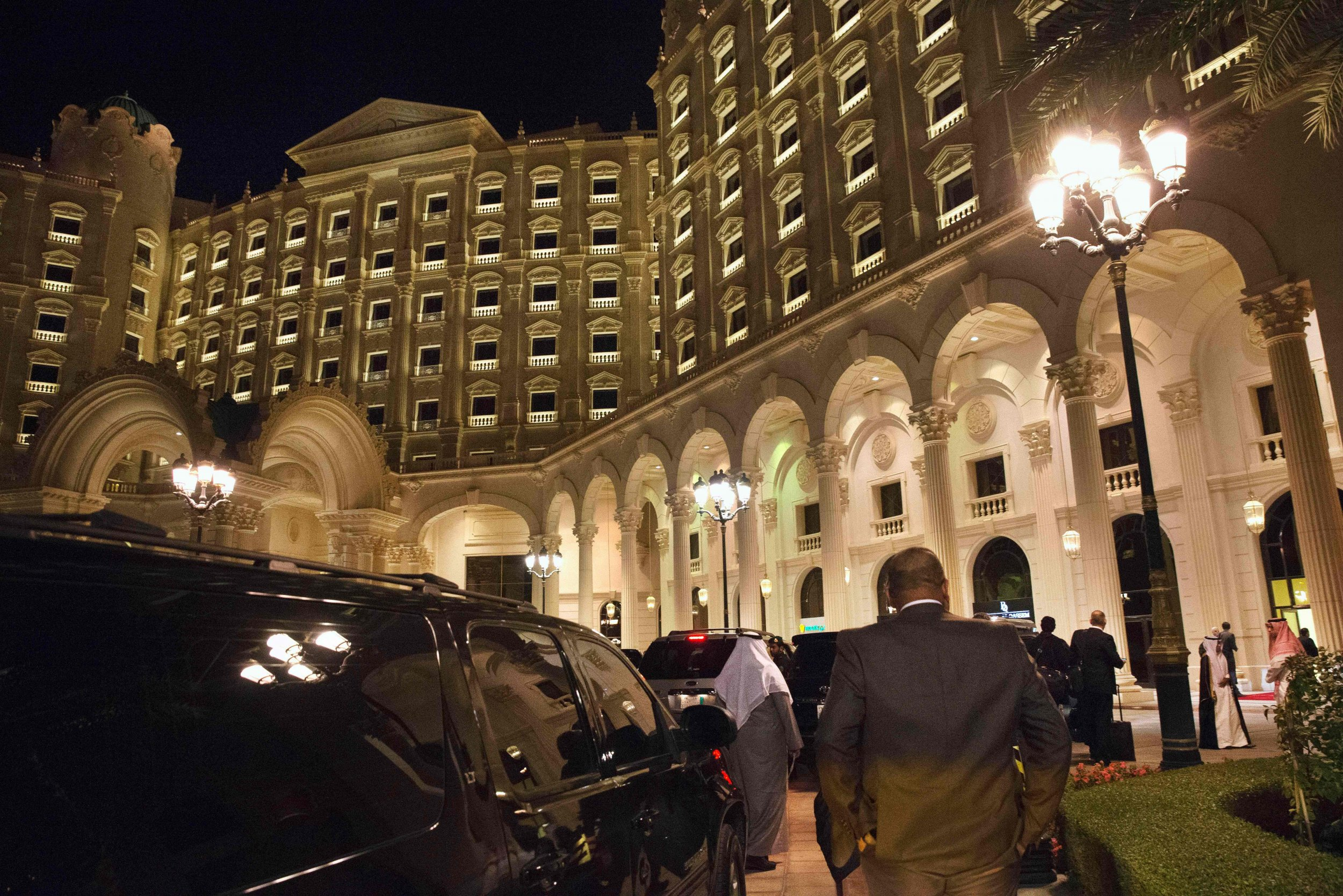 saudi arabia jails