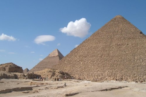 Ancient Egypt: Incredible Electromagnetic Discovery in Great