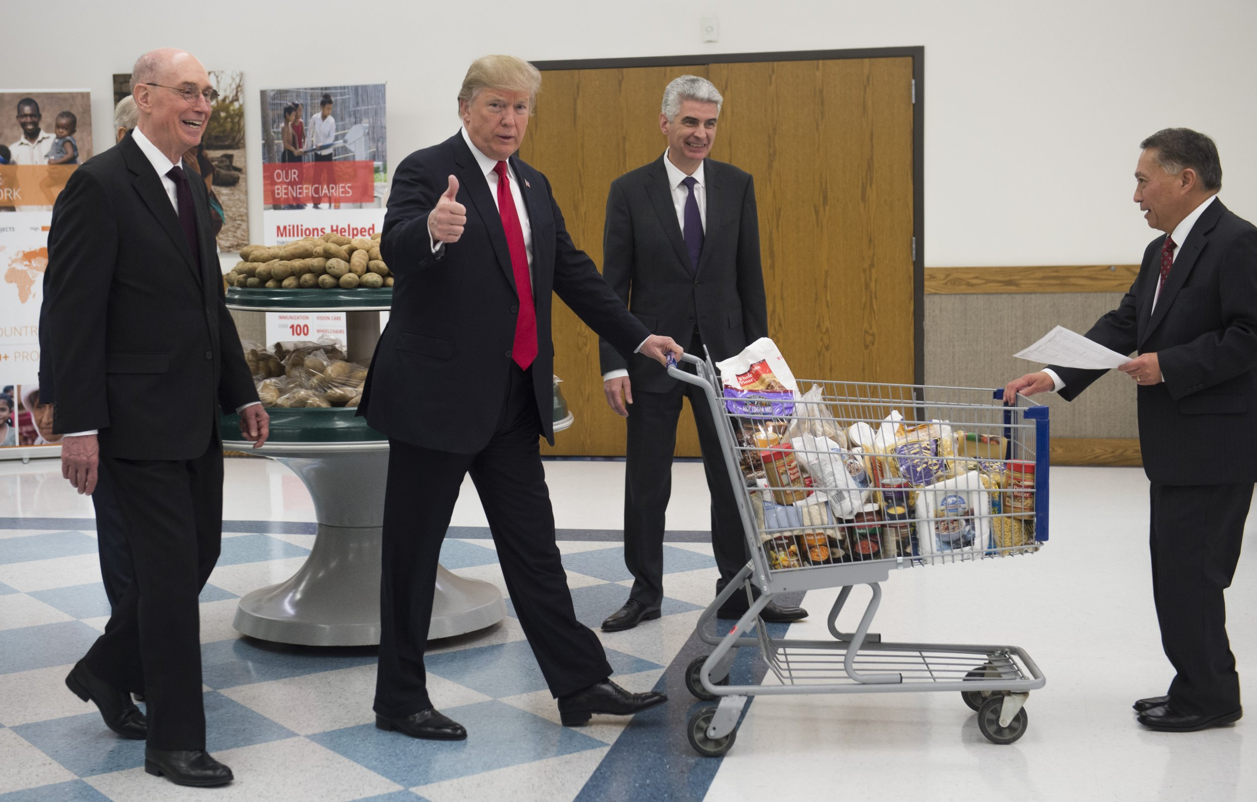 Gettyimages on Lds Church Distribution Center