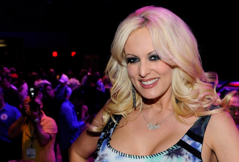 Stormy Daniels thought Trump was bad in bed, report claims