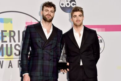 The Chainsmokers: Alex Pall and Drew Taggart