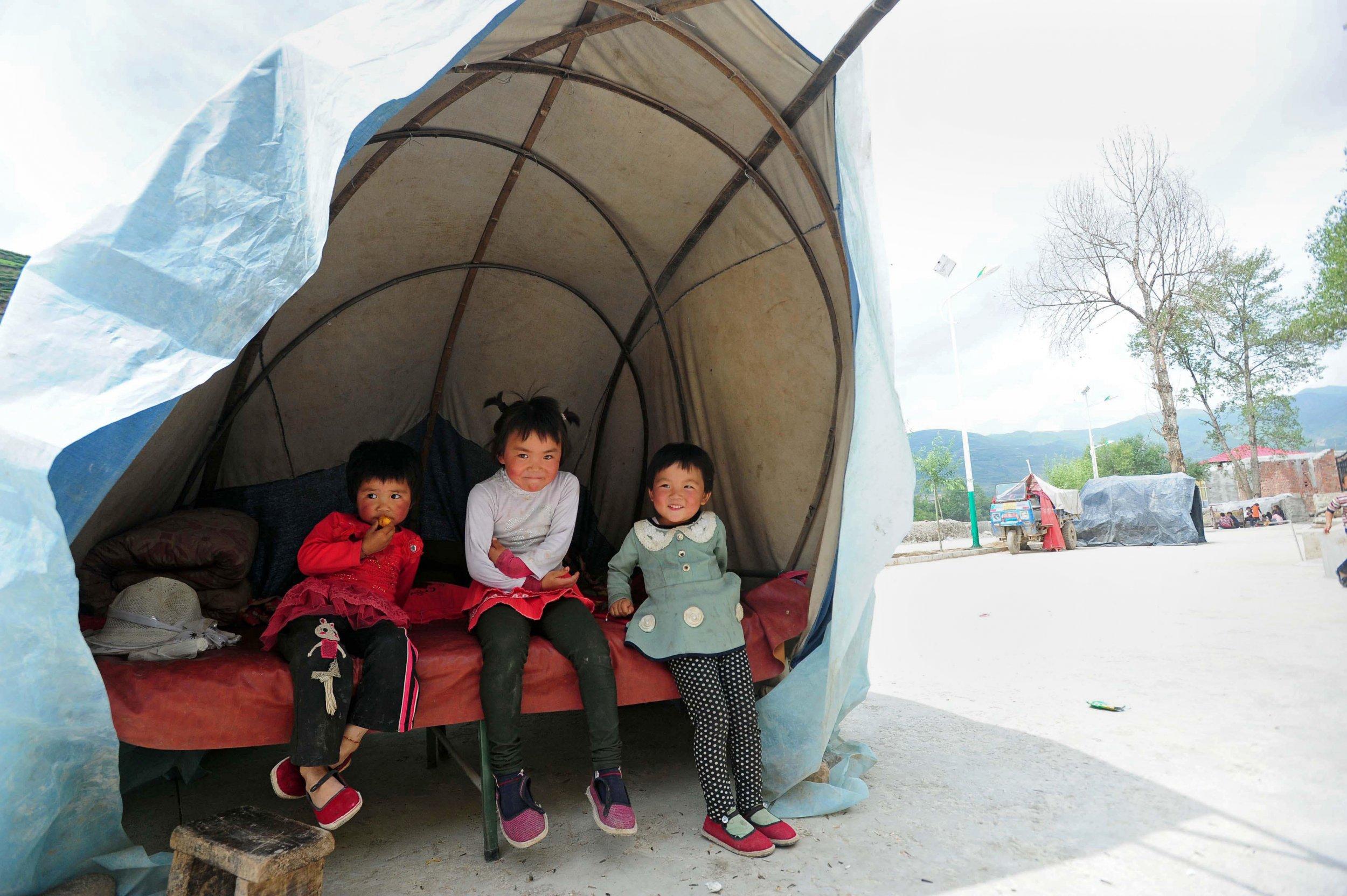 China_Children_Dingxi