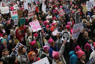Women's-March-2017