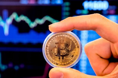 bitcoin bubble burst cryptocurrency blockchain