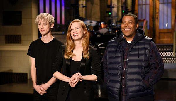 Everything to Know About 'SNL' With Host Jessica Chastain
