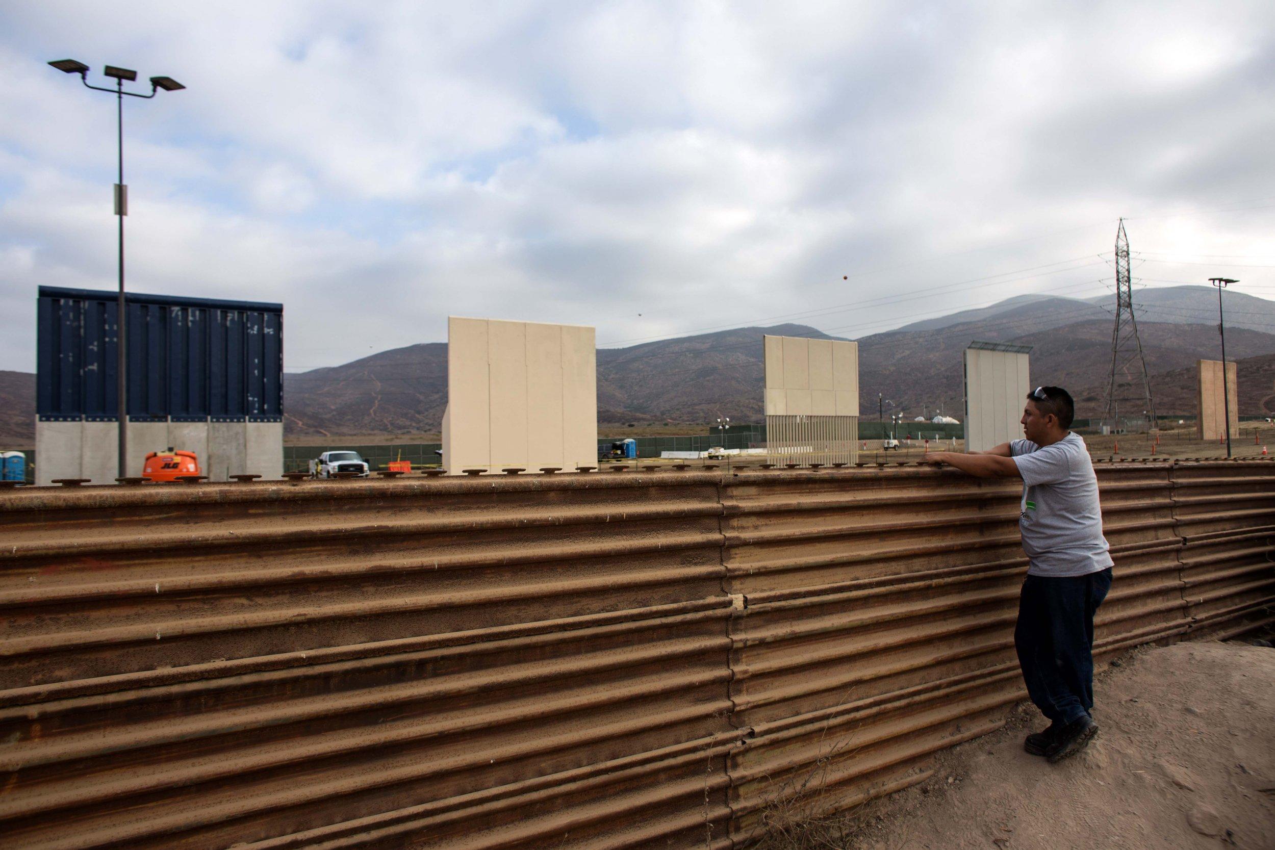 Trump S Border Wall Was A 2 6 Million Hit On San Diego