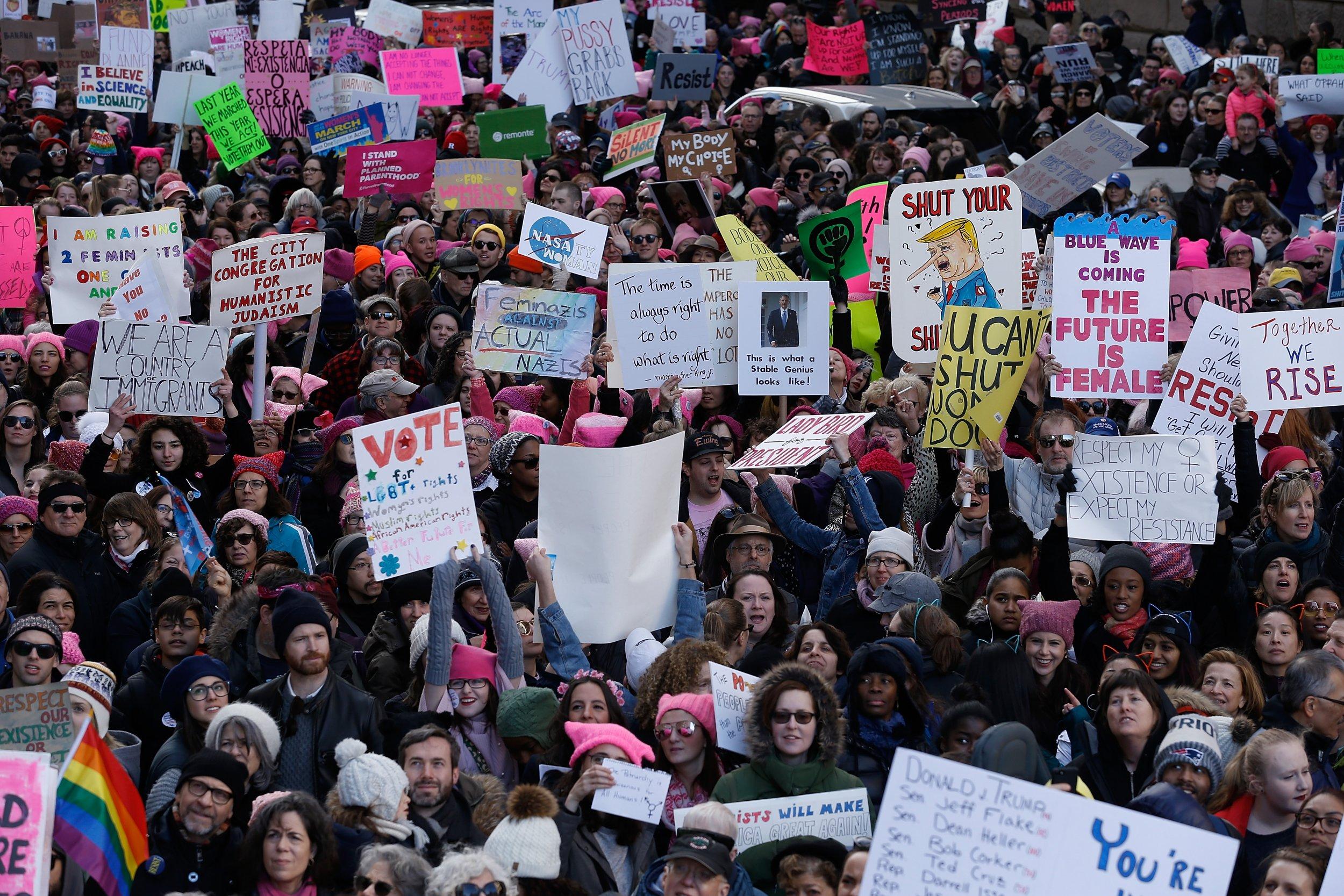 Women's-March-2018