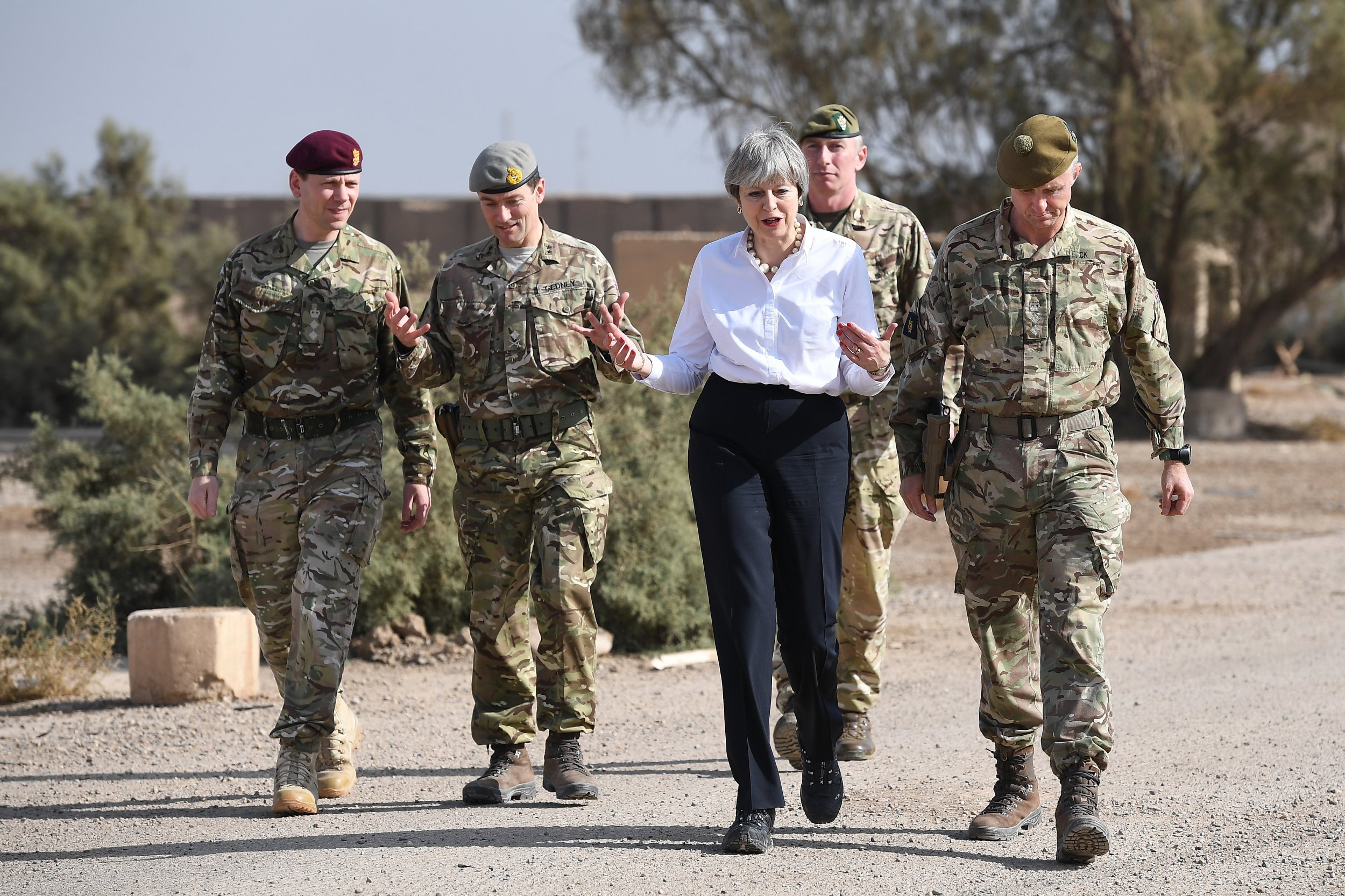 russia military will overtake u k  unless it spends more