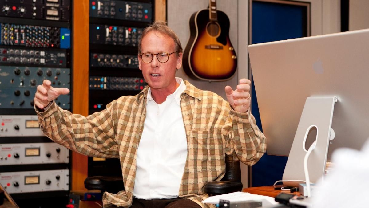 Jim Johnston talks about creating WWE's signature sound